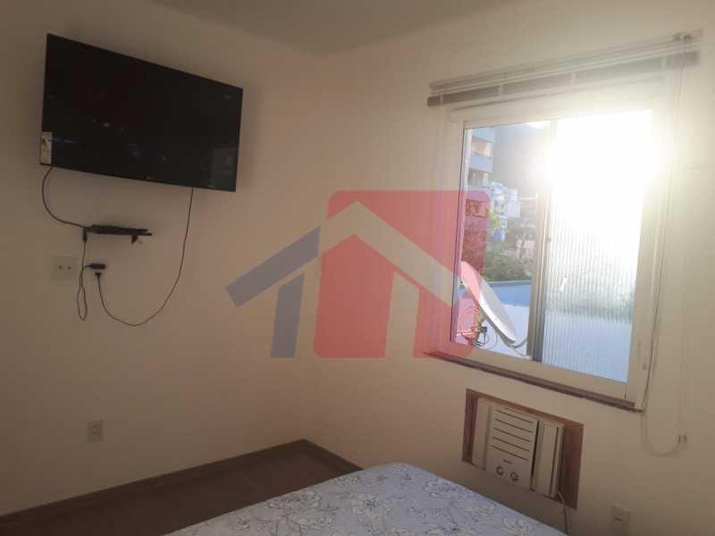 26 - Quarto Casal - Apartamento 2 quartos à venda Grajaú, Rio de Janeiro - R$ 290.000 - VPAP21694 - 9