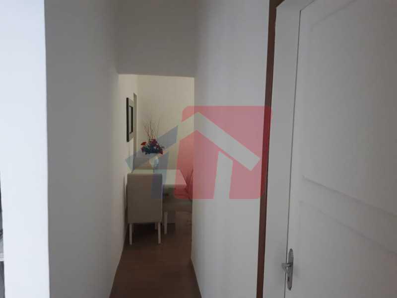 15 - Circulação - Apartamento 2 quartos à venda Grajaú, Rio de Janeiro - R$ 290.000 - VPAP21694 - 21