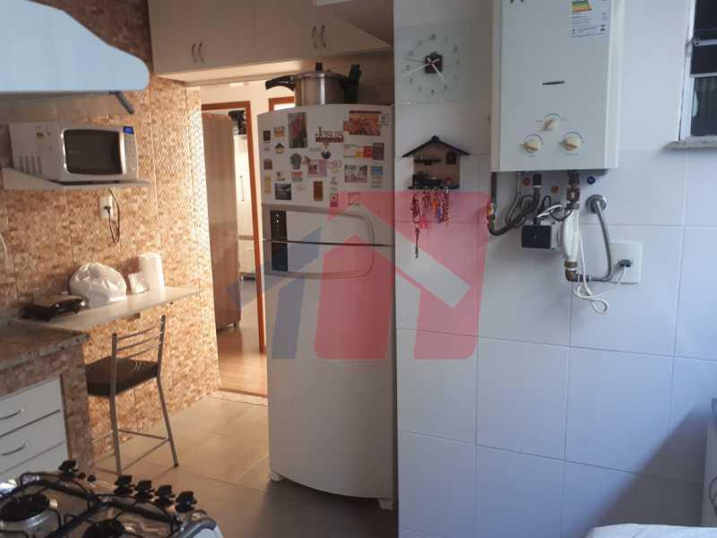 34 - Cozinha - Apartamento 2 quartos à venda Grajaú, Rio de Janeiro - R$ 290.000 - VPAP21694 - 24