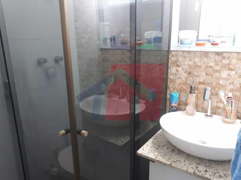 42 - Banheiro Social - Apartamento 2 quartos à venda Grajaú, Rio de Janeiro - R$ 290.000 - VPAP21694 - 28