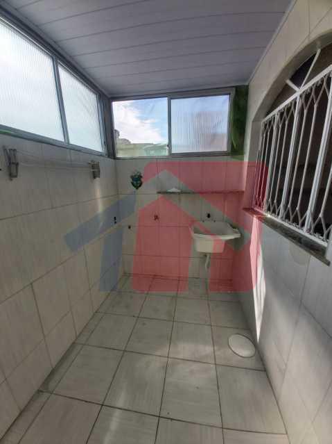 area de seerviço 2 - Casa 2 quartos à venda Irajá, Rio de Janeiro - R$ 200.000 - VPCA20320 - 5