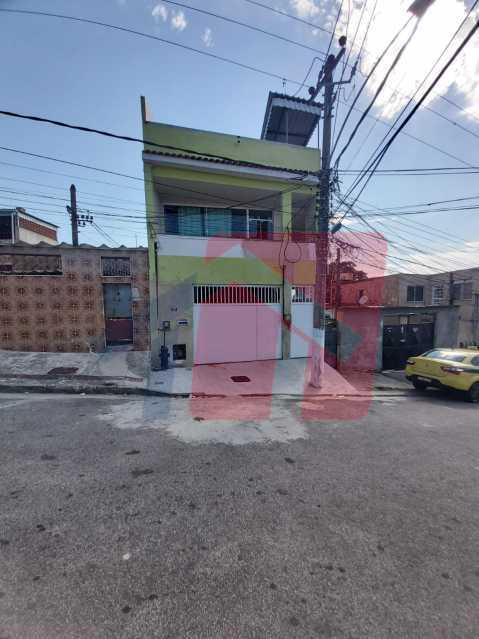 fachada 2 - Casa 2 quartos à venda Irajá, Rio de Janeiro - R$ 200.000 - VPCA20320 - 3