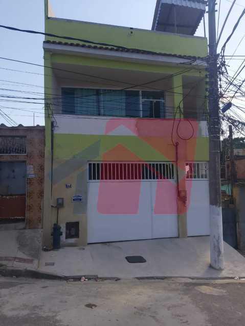 fachada - Casa 2 quartos à venda Irajá, Rio de Janeiro - R$ 200.000 - VPCA20320 - 10