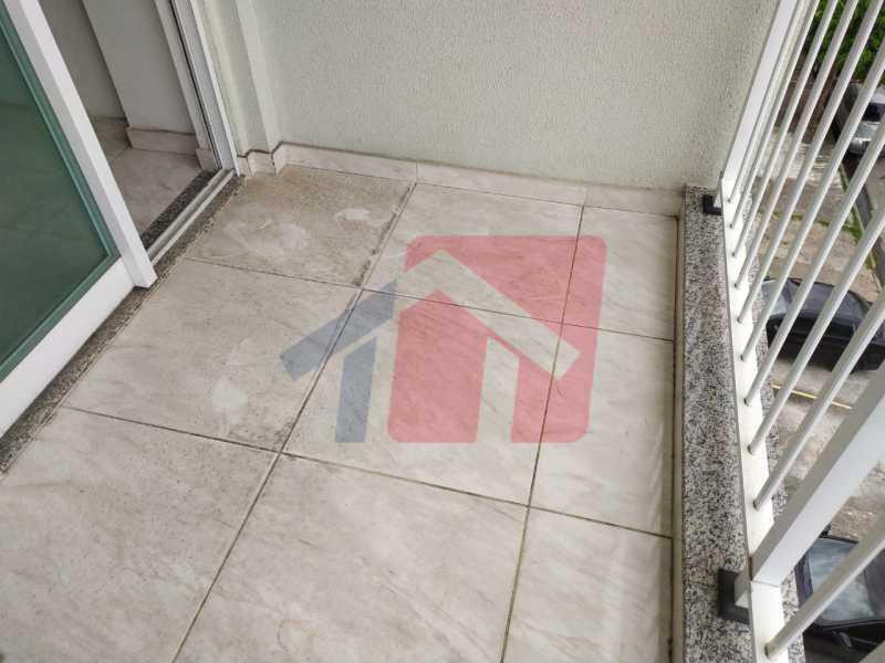 Varanda - Apartamento 2 quartos à venda Cordovil, Rio de Janeiro - R$ 195.000 - VPAP21702 - 9