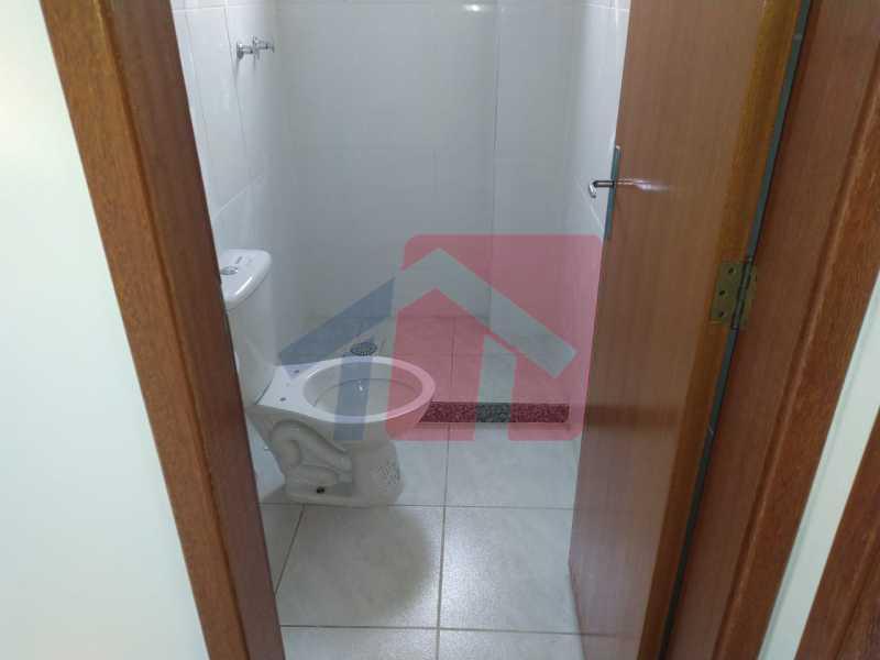 Banheiro. - Apartamento 2 quartos à venda Cordovil, Rio de Janeiro - R$ 185.000 - VPAP21701 - 18