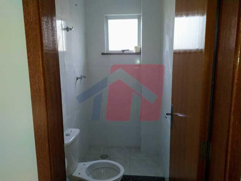 Banheiro - Apartamento 2 quartos à venda Cordovil, Rio de Janeiro - R$ 185.000 - VPAP21701 - 17