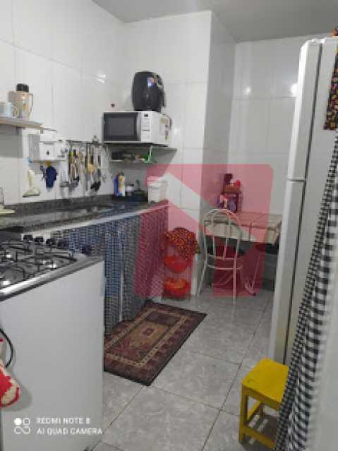 05- Cozinha - Apartamento 2 quartos à venda Vila Kosmos, Rio de Janeiro - R$ 185.000 - VPAP21696 - 6