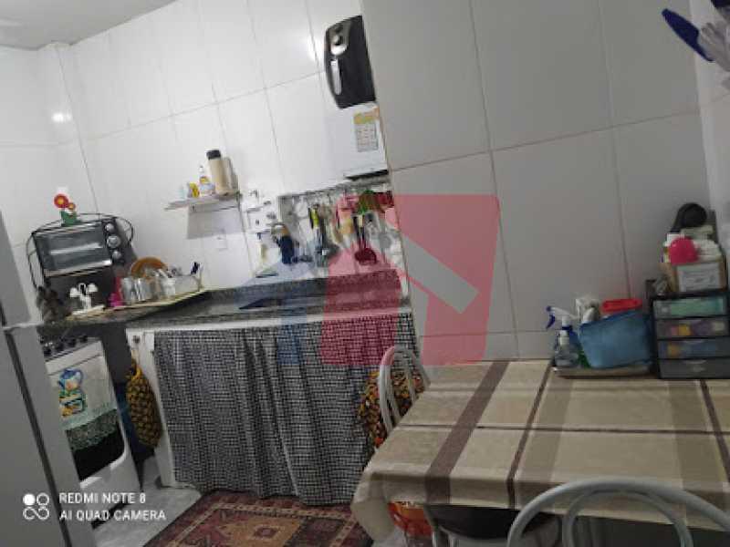 06- Cozinha - Apartamento 2 quartos à venda Vila Kosmos, Rio de Janeiro - R$ 185.000 - VPAP21696 - 7