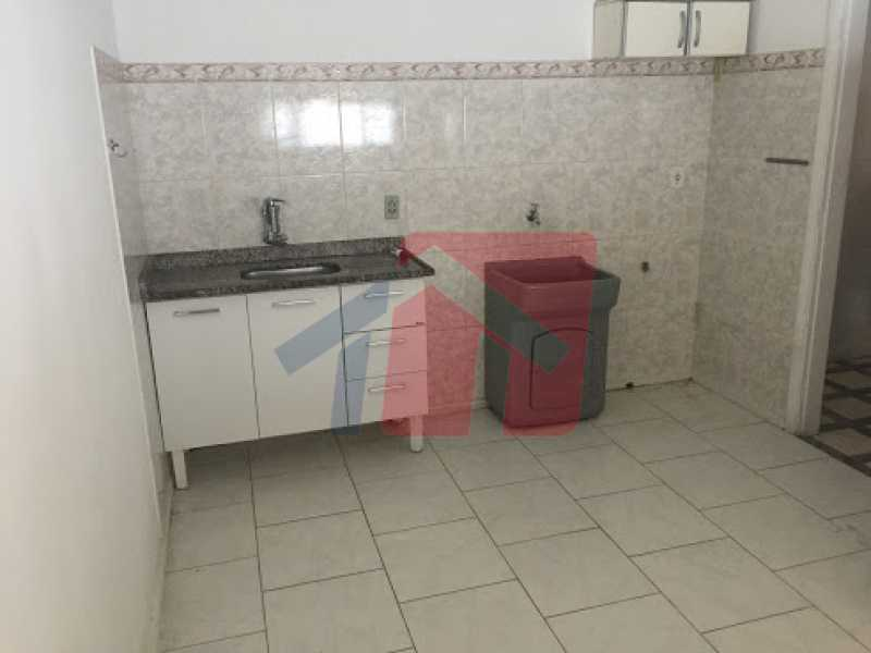 13- Cozinha - MARAVILHOSO APARTAMENTO DE 1 QUARTO AMPLO , SALA COLADO NO SHOPPING CARIOCA, METRÔ, BRT - VPAP10194 - 14
