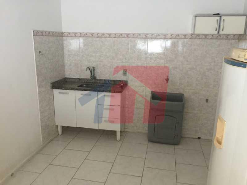 14- Cozinha - MARAVILHOSO APARTAMENTO DE 1 QUARTO AMPLO , SALA COLADO NO SHOPPING CARIOCA, METRÔ, BRT - VPAP10194 - 15