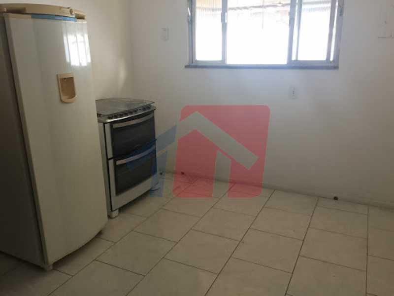 15- Cozinha - MARAVILHOSO APARTAMENTO DE 1 QUARTO AMPLO , SALA COLADO NO SHOPPING CARIOCA, METRÔ, BRT - VPAP10194 - 16