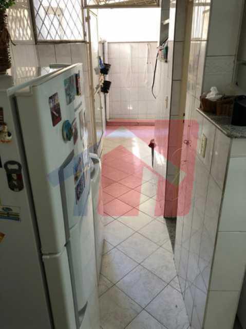 14-cozinha - Apartamento 2 quartos à venda Vila Isabel, Rio de Janeiro - R$ 400.000 - VPAP21712 - 16