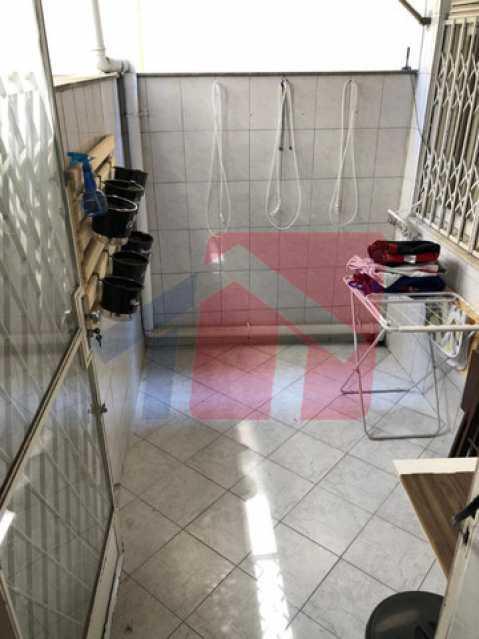 16-area de servico - Apartamento 2 quartos à venda Vila Isabel, Rio de Janeiro - R$ 400.000 - VPAP21712 - 18