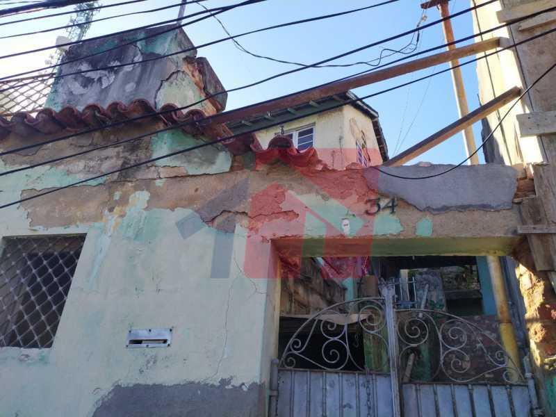 Casa...... - Atenção, exelente terreno com a casa planejada para recostruir, local maravilhoso com otimas vistas - VPCA20327 - 6