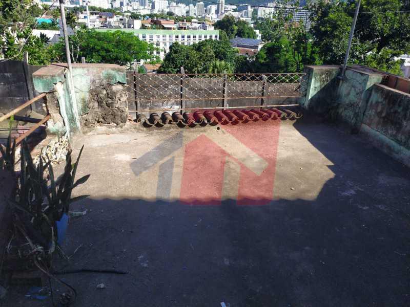 Terraço - Atenção, exelente terreno com a casa planejada para recostruir, local maravilhoso com otimas vistas - VPCA20327 - 5