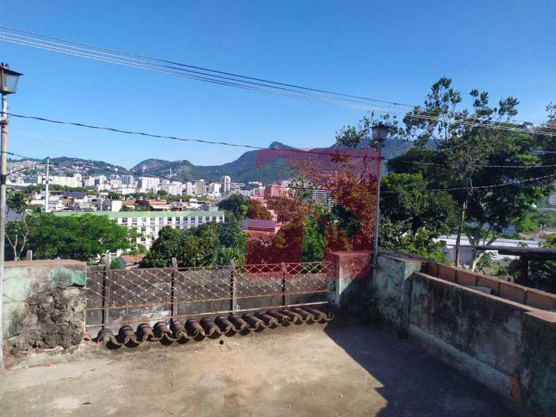 Vista da casa. - Atenção, exelente terreno com a casa planejada para recostruir, local maravilhoso com otimas vistas - VPCA20327 - 1