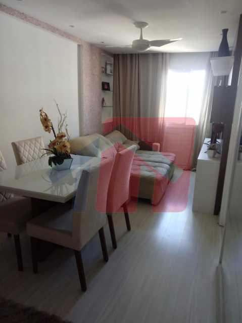 02- Sala - Cobertura 3 quartos à venda Vicente de Carvalho, Rio de Janeiro - R$ 670.000 - VPCO30037 - 4