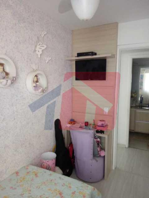 06- Quarto S. - Cobertura 3 quartos à venda Vicente de Carvalho, Rio de Janeiro - R$ 670.000 - VPCO30037 - 8