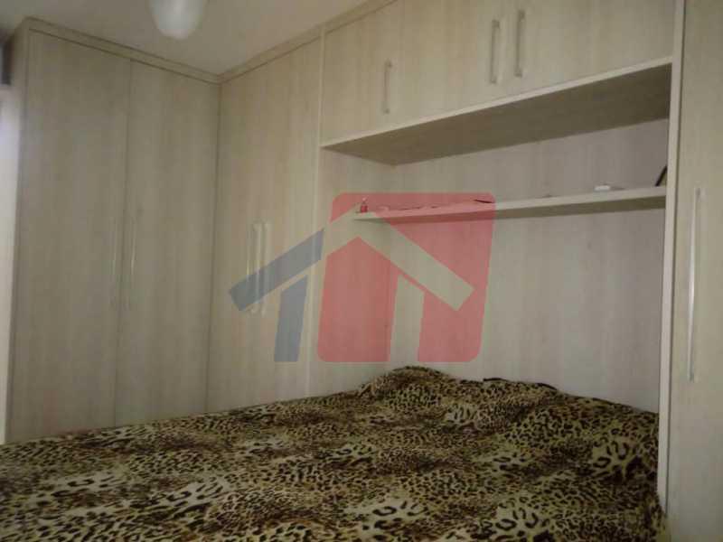 14- Quarto C. - Cobertura 3 quartos à venda Vicente de Carvalho, Rio de Janeiro - R$ 670.000 - VPCO30037 - 16