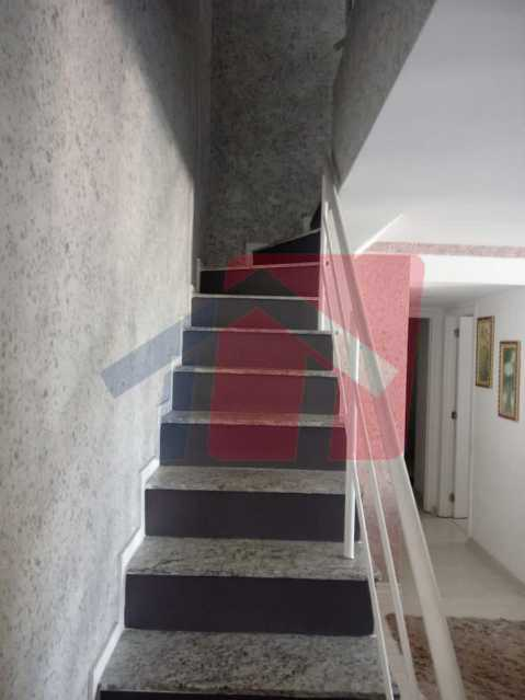 20- Escada acesso 2ar - Cobertura 3 quartos à venda Vicente de Carvalho, Rio de Janeiro - R$ 670.000 - VPCO30037 - 22