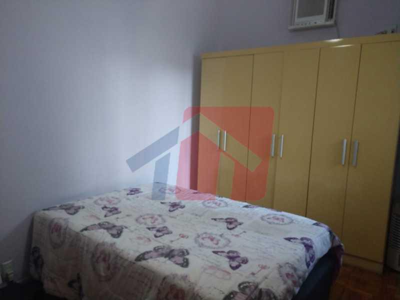 Quarto1.. - Ótimo apartamento em madureira de fundos e um local extremamente calmo, sem barulho composto de sala, corredos dos quartos, cozinha, banheiro social, área de serviço - VPAP21713 - 12