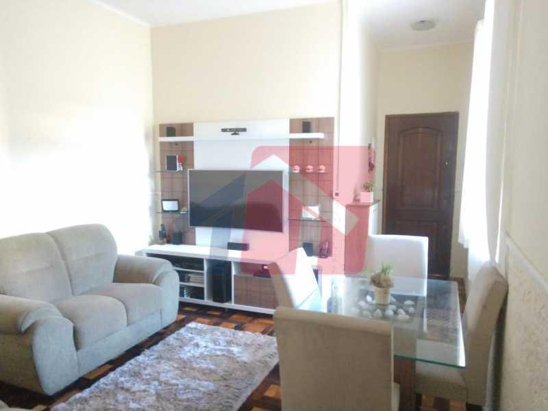 Sala. - Ótimo apartamento em madureira de fundos e um local extremamente calmo, sem barulho composto de sala, corredos dos quartos, cozinha, banheiro social, área de serviço - VPAP21713 - 1