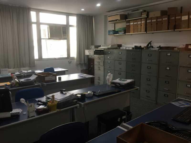 1 - Sala comercial localizada no coração do Rio de Janeiro - VPSL00033 - 1