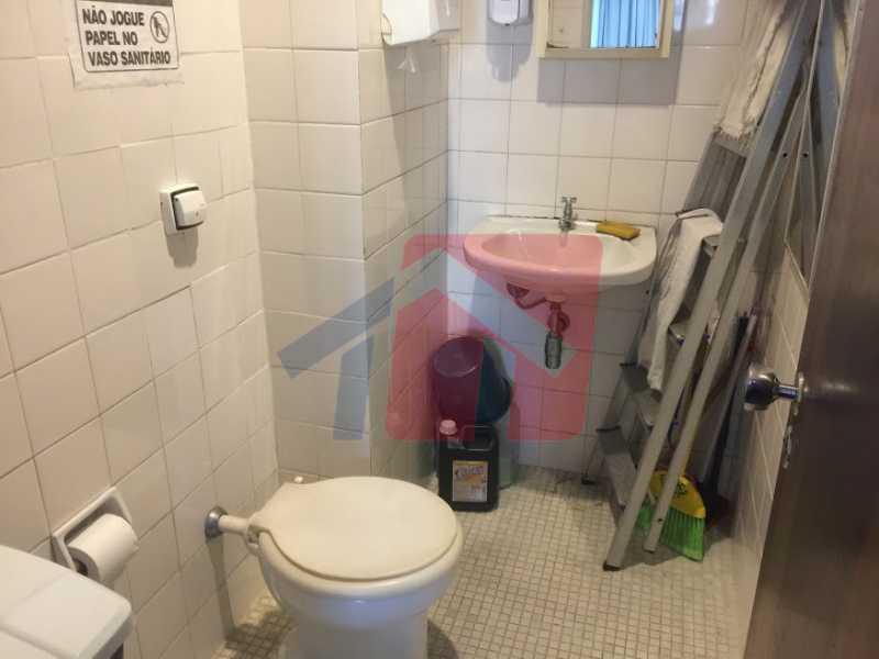 09- Banheiro - Sala Comercial 35m² à venda Rua da Alfândega,Centro, Rio de Janeiro - R$ 200.000 - VPSL00034 - 10