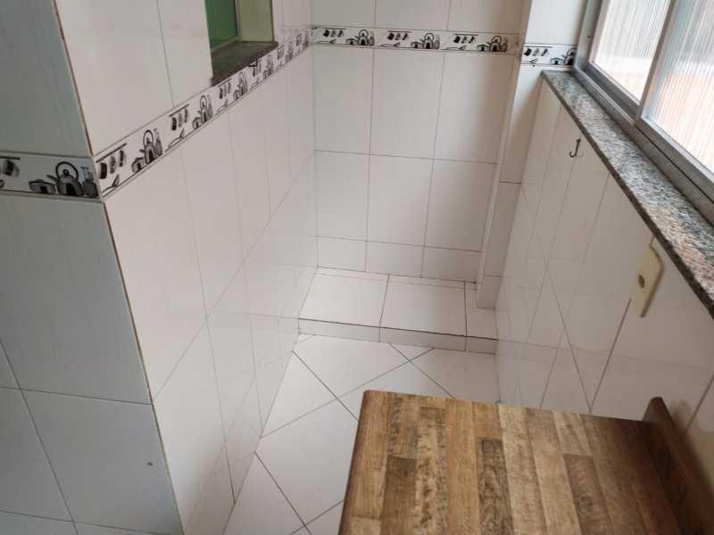 Área de serviço.. - Apartamento 2 quartos para alugar Vaz Lobo, Rio de Janeiro - R$ 850 - VPAP21717 - 23