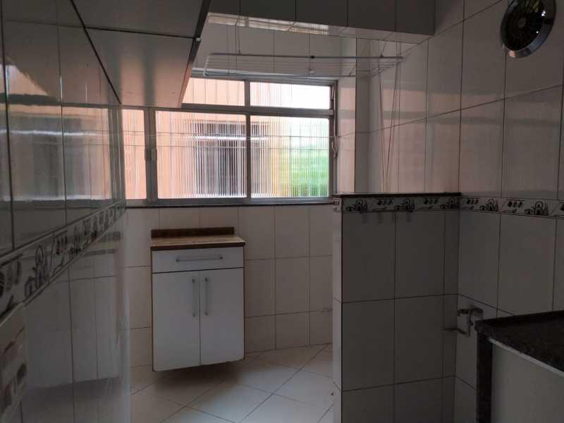 Cozinha..... - Apartamento 2 quartos para alugar Vaz Lobo, Rio de Janeiro - R$ 850 - VPAP21717 - 22