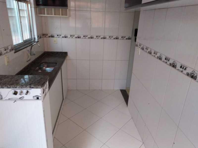 Cozinha... - Apartamento 2 quartos para alugar Vaz Lobo, Rio de Janeiro - R$ 850 - VPAP21717 - 20
