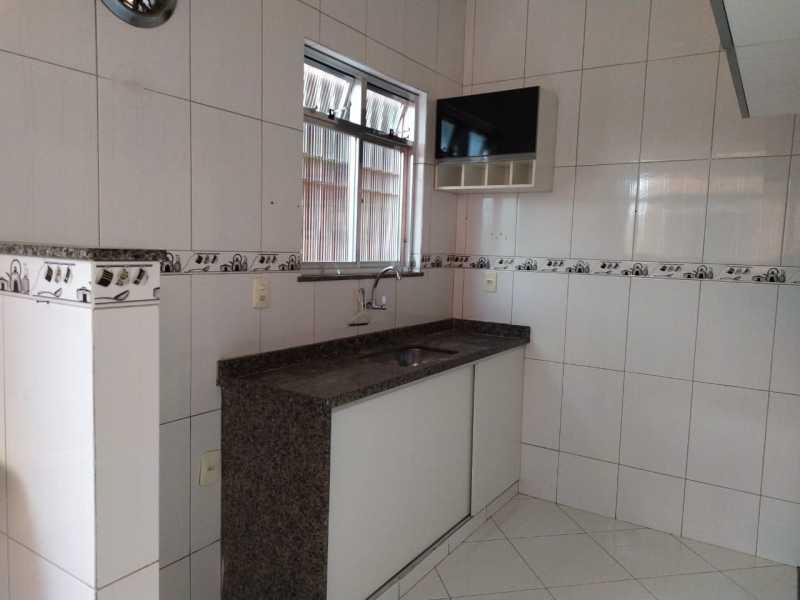 Cozinha. - Apartamento 2 quartos para alugar Vaz Lobo, Rio de Janeiro - R$ 850 - VPAP21717 - 25