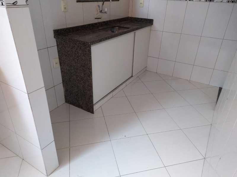 Cozinha - Apartamento 2 quartos para alugar Vaz Lobo, Rio de Janeiro - R$ 850 - VPAP21717 - 21