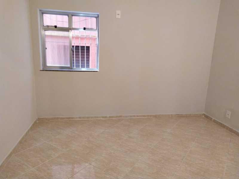Quarto 1. - Apartamento 2 quartos para alugar Vaz Lobo, Rio de Janeiro - R$ 850 - VPAP21717 - 13