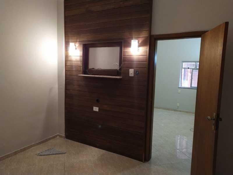 Quarto 1 - Apartamento 2 quartos para alugar Vaz Lobo, Rio de Janeiro - R$ 850 - VPAP21717 - 14