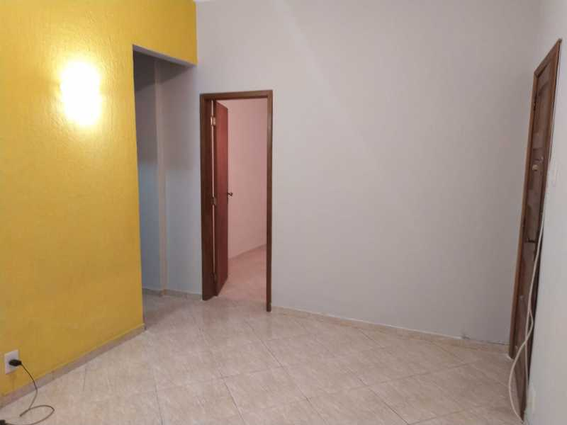 Sala.. - Apartamento 2 quartos para alugar Vaz Lobo, Rio de Janeiro - R$ 850 - VPAP21717 - 1