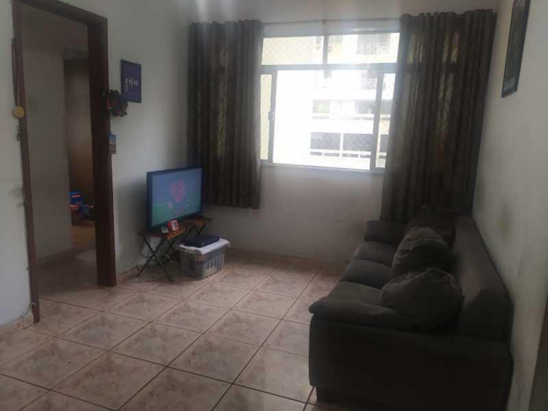 1- Sala ambiente - Apartamento 3 quartos à venda Cachambi, Rio de Janeiro - R$ 210.000 - VPAP30440 - 5