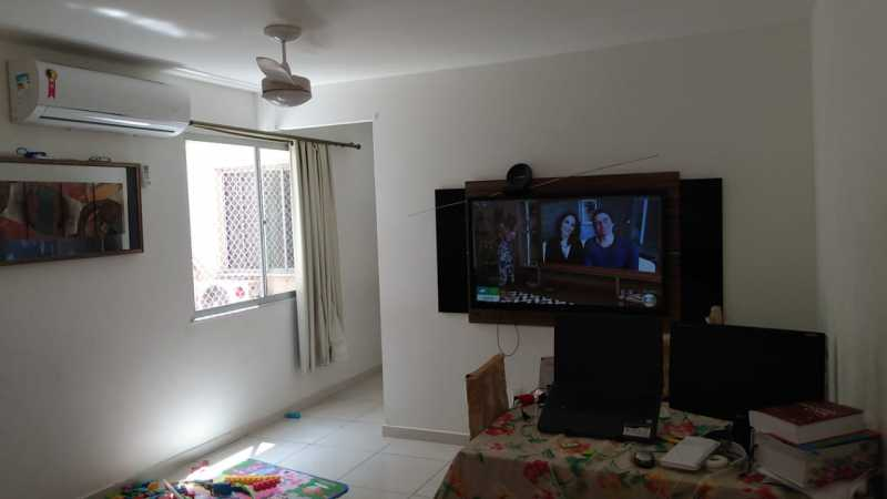 Sala.. - Apartamento à venda Rua do Amparo,Cascadura, Rio de Janeiro - R$ 298.000 - VPAP21729 - 1