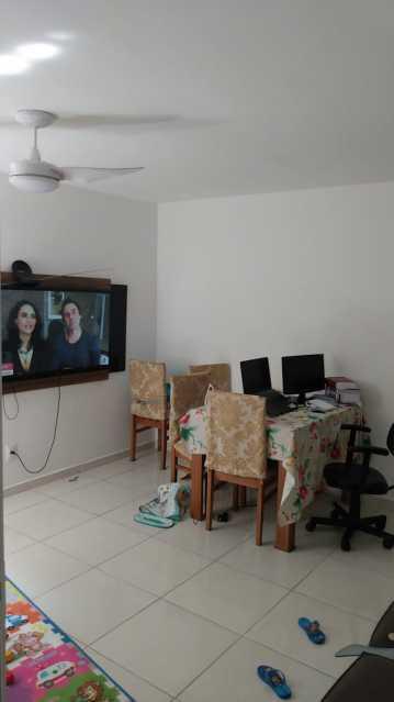 Sala. - Apartamento à venda Rua do Amparo,Cascadura, Rio de Janeiro - R$ 298.000 - VPAP21729 - 3