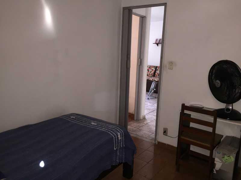 12- Quarto S. - Apartamento 2 quartos proximo ao shopping carioca, praça viseu, parme comercios e banco. com uma vaga de garagem no condominio, composto de sala ampla em 2 ambientes, banheiro social, 2 quartos espaçosos cozinha com área acoplada. Imovel todo em piso fri - VPAP21731 - 14