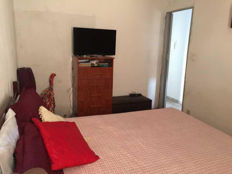 13- Quarto C. - Apartamento 2 quartos proximo ao shopping carioca, praça viseu, parme comercios e banco. com uma vaga de garagem no condominio, composto de sala ampla em 2 ambientes, banheiro social, 2 quartos espaçosos cozinha com área acoplada. Imovel todo em piso fri - VPAP21731 - 15
