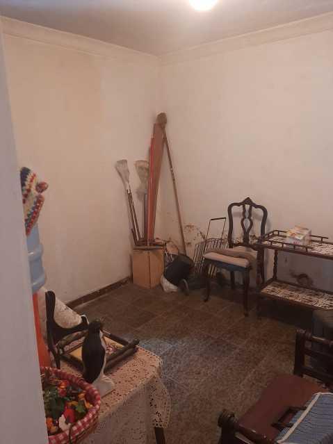 quarto - Imperdivél casa no coração do engenho da rainha, rua fechada um dois quartos, sala e ante sala cozinha e banheiro e varanda que precisa de modernização. - VPCA20336 - 8