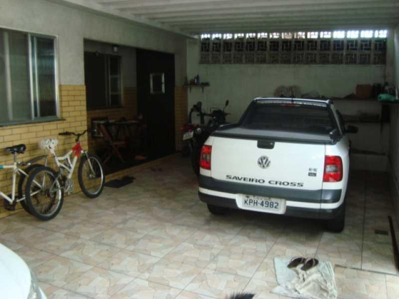 3 garagem - Casa 3 quartos à venda Irajá, Rio de Janeiro - R$ 650.000 - VPCA30235 - 4