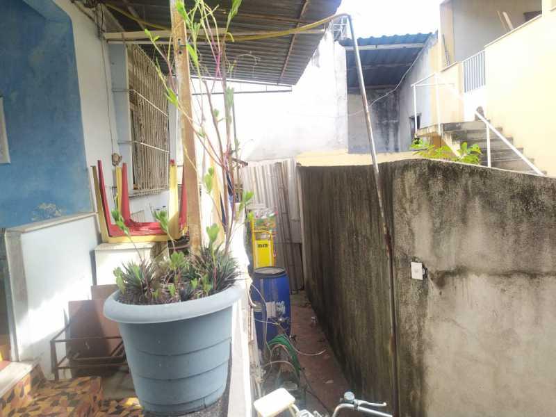 Área externa... - Casa 2 quartos à venda Irajá, Rio de Janeiro - R$ 220.000 - VPCA20337 - 25