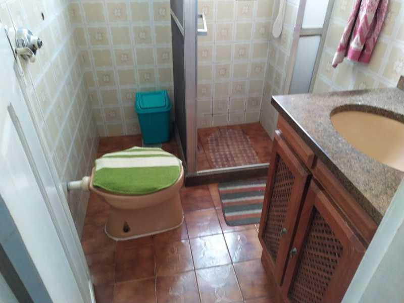 Banheiro social.. - Casa 2 quartos à venda Irajá, Rio de Janeiro - R$ 220.000 - VPCA20337 - 9