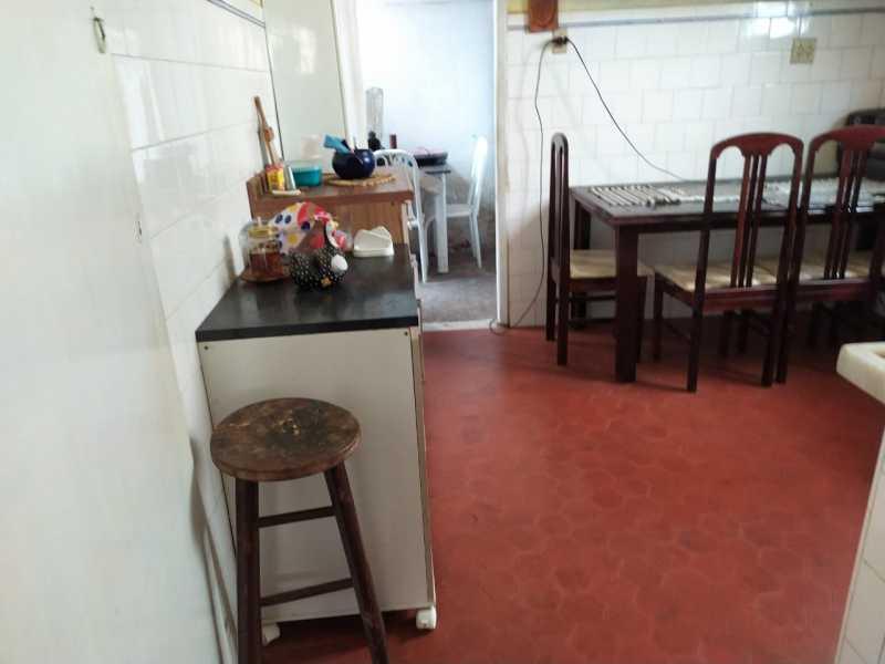 Cozinha... - Casa 2 quartos à venda Irajá, Rio de Janeiro - R$ 220.000 - VPCA20337 - 14