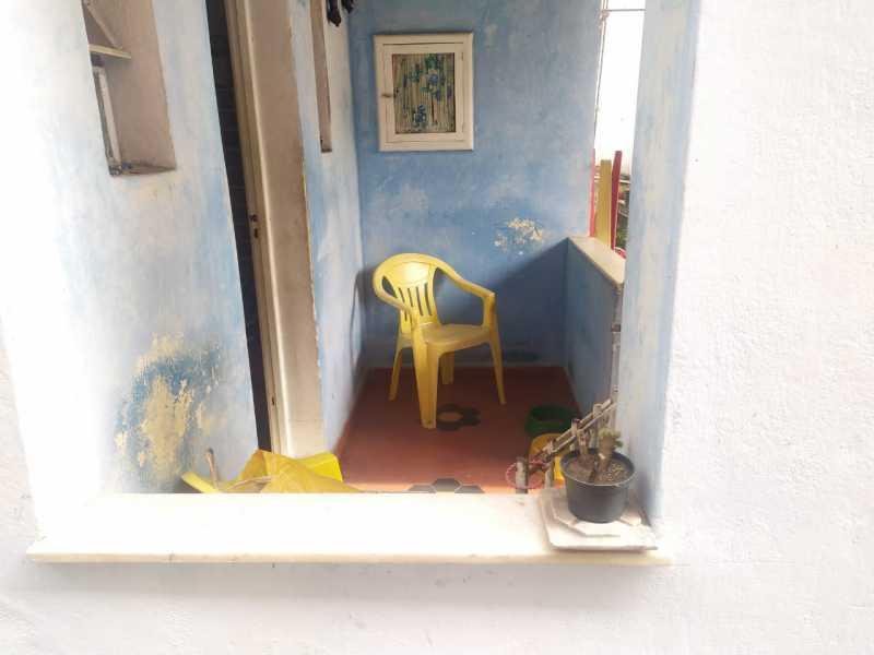 Varanda - Casa 2 quartos à venda Irajá, Rio de Janeiro - R$ 220.000 - VPCA20337 - 28
