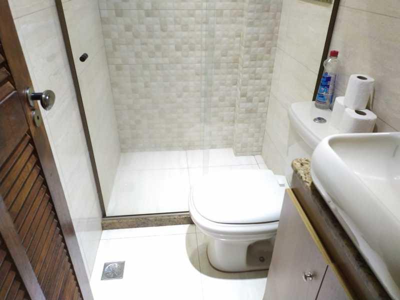 Banheiro social .. - Apartamento 2 quartos à venda Inhaúma, Rio de Janeiro - R$ 175.000 - VPAP21738 - 11