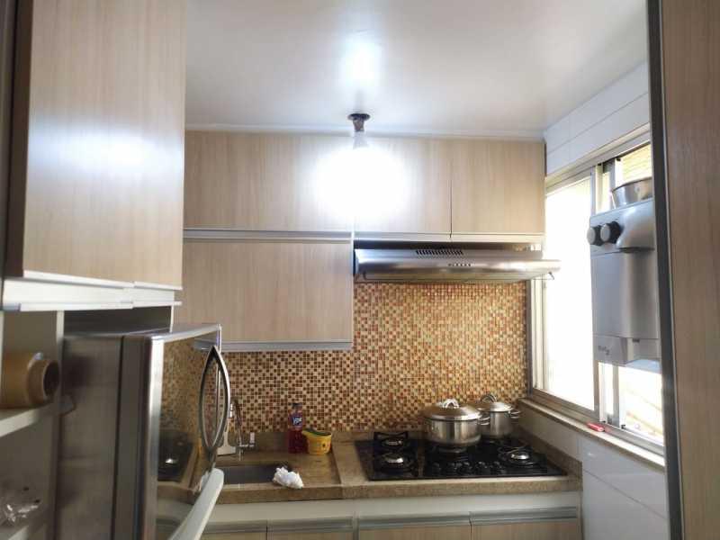 Cozinha... - Apartamento 2 quartos à venda Inhaúma, Rio de Janeiro - R$ 175.000 - VPAP21738 - 23