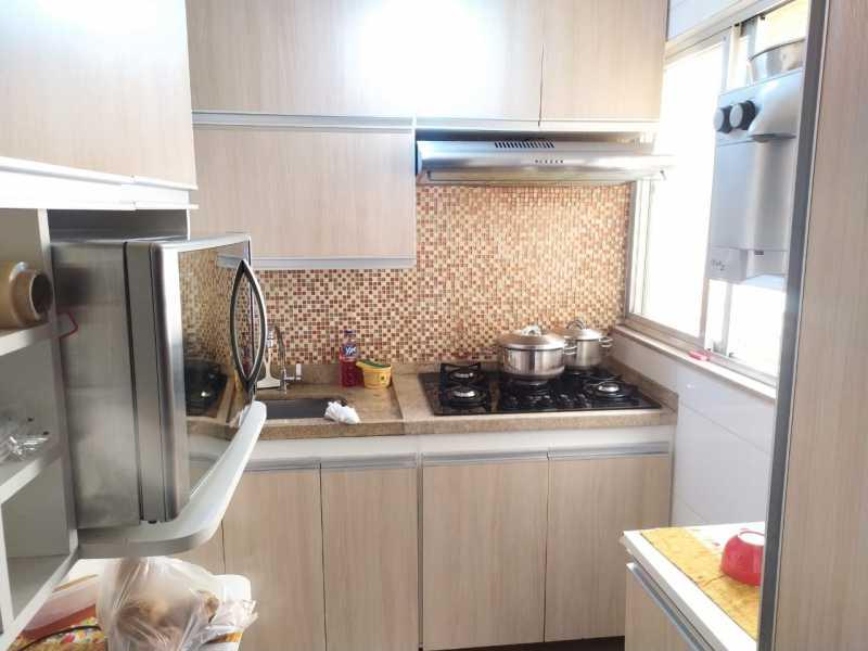 Cozinha.. - Apartamento 2 quartos à venda Inhaúma, Rio de Janeiro - R$ 175.000 - VPAP21738 - 19